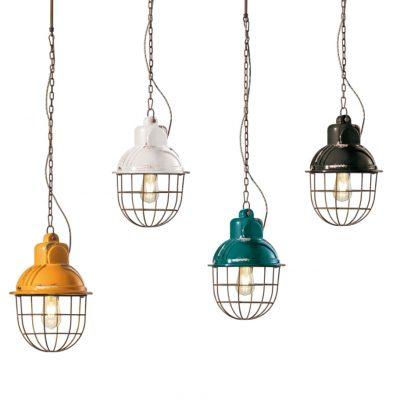 Lampa suspendata Industrial 1770FL, corp iluminat industrial, iluminat cafenea, iluminat ceainarie, iluminat bar