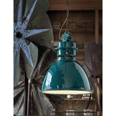 Lampă suspendată Industrial 1750FL cafenea, corp iluminat industrial, iluminat cafenea, iluminat bistro, iluminat restaurant, bistro, pub, ceainarie
