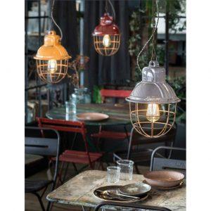 Lampa suspendata Industrial 1770FL design cafenea