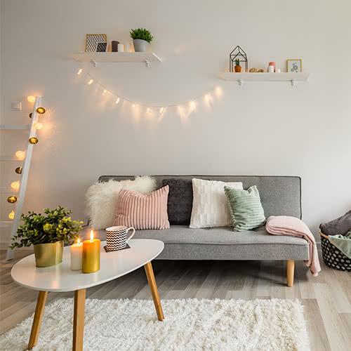 6 Idei de interioare pentru cafenea hygge. Design interior cafenea.
