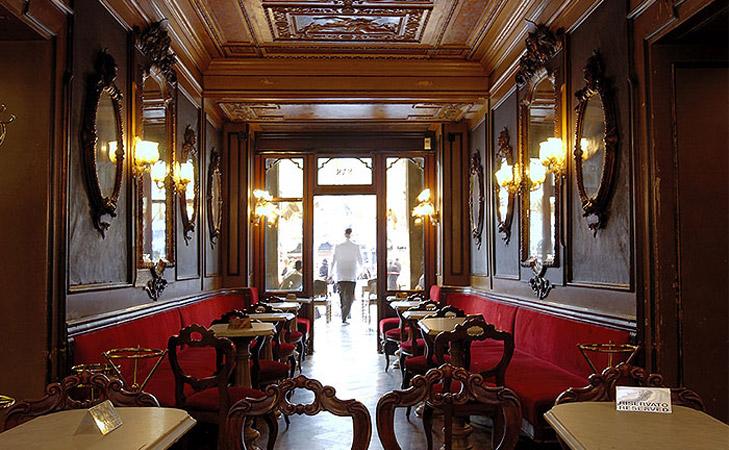 Caffe Florian un loc de legenda
