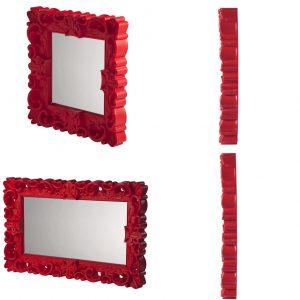 Oglinda decorativa Love S si M. oglinda decorativa de perete. Oglinda decorativa moderna.