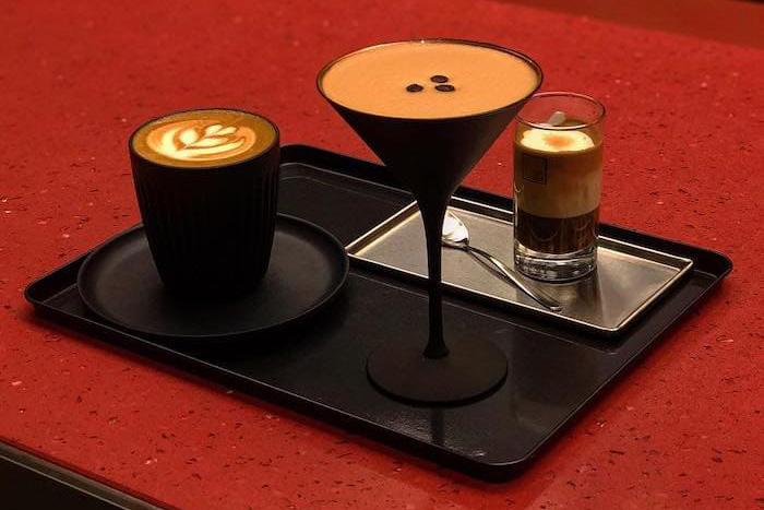 Cafenele. Design interior cafenea.