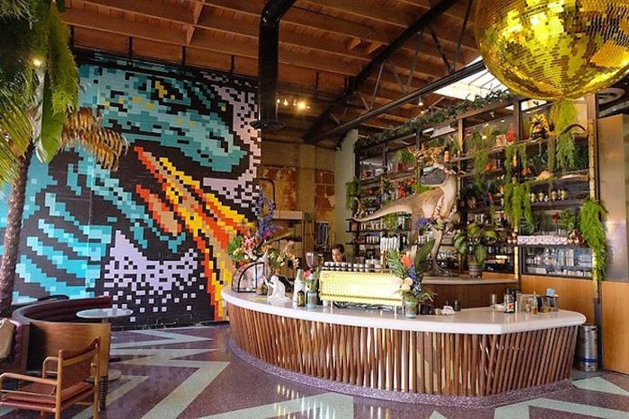 5 Idei design interior coffee shop. The Invigatorium cafenea. Interior cafenele.