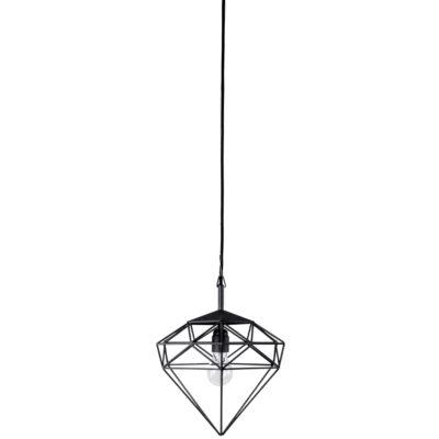 Lampa suspendata Diamond. Iluminat interior industrial. Lampa cafenea, bar, bistro, restaurant.