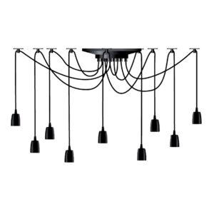 Lampa suspendata Phoenix. Corpuri de iluminat pentru cafenea, bar, bistro, restaurant.
