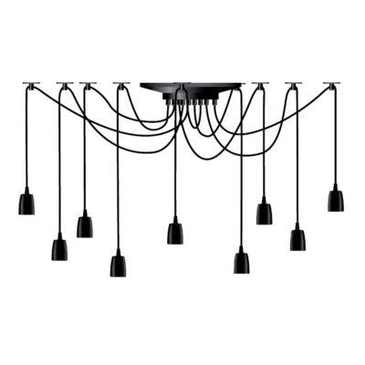 Lampa suspendata Phoenix. Corpuri de iluminat cafenea, bar, bistro, restaurant.
