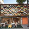 Padarie Design cafenea Brazilia. Idei design interior cafenele.