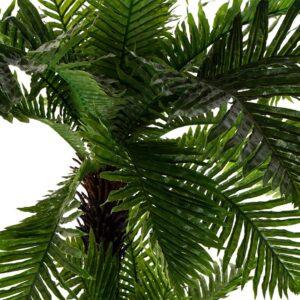 Palmier artificial decorativ Cycas. Palmier artificial sali evenimente. Palmier artificial restaurant.