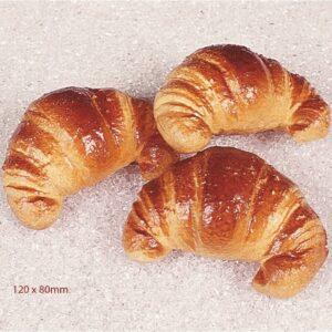 Pretzel si croissante decorative. Imitatii decorative Croissante