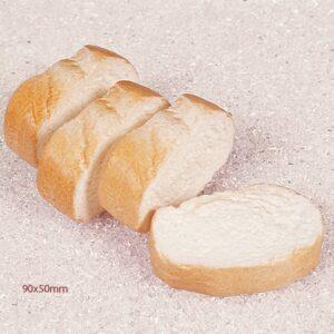 Set paine artificiala feliata. Decoratiuni artificiale felii de paine