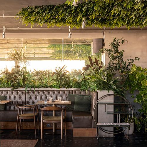 Restaurantul inspirat de Great Gatsby