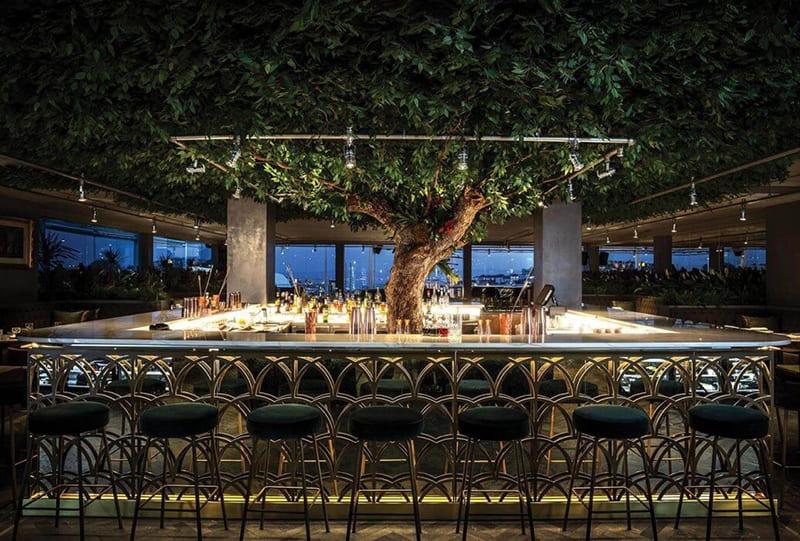 Restaurantul inspirat de Great Gatsby -Seen, Lisabona